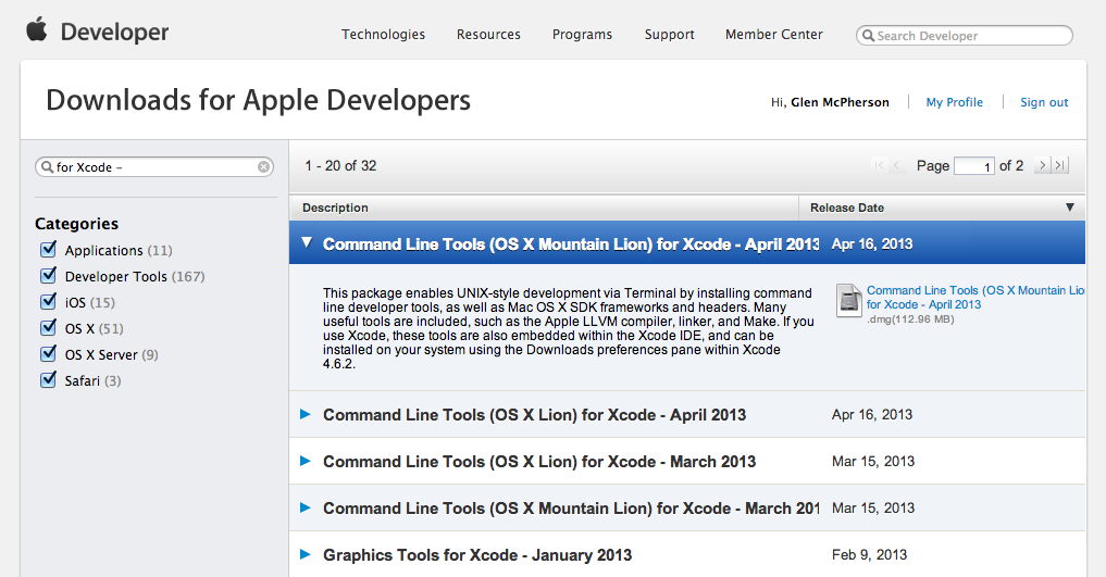 download xcode for mac 10.11.3