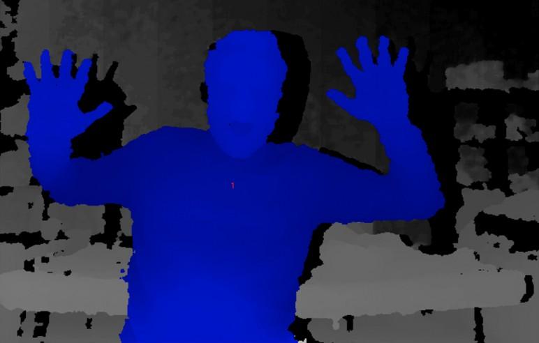 Kinect Tech Demo Player